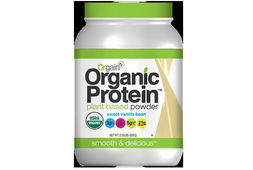 Can You Build Muscle with Organic Plant Based Protein Powder